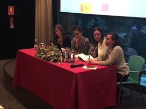 Acto de Igualdad UPV Gijón Abril 2015 886