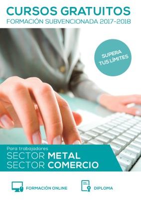 cursos COMERCIO y METAL
