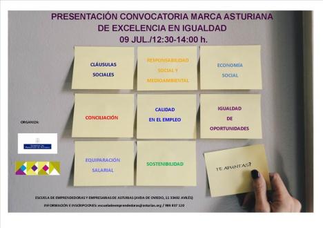 Jornada Presentación Marca Asturiana 2018
